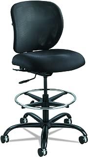 Safco Vue Heavy Duty Task Chair, Black