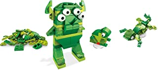 Mega Construx Inventions Green Brick Building Set