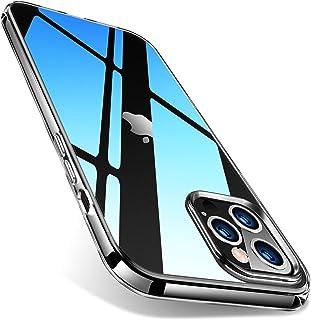 DUXDUCIS iPhone 12 Pro Max ケース 6.7インチ 透明 スリム 軽量 ソフトTPU シリコン クリアケース Qi急速充電対応 iPhone 12 Pro Max 用 カバー クリア (iPhone 6.7 inch)