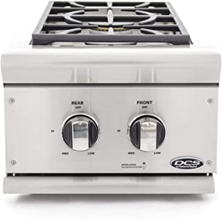 DCS Built-In Double Side Burners (71136) (BGC132-BI-N), Natural Gas