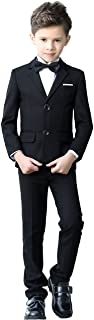 YuanLu Boys Colorful Formal Suits 5 Piece Slim Fit Dresswear Suit Set