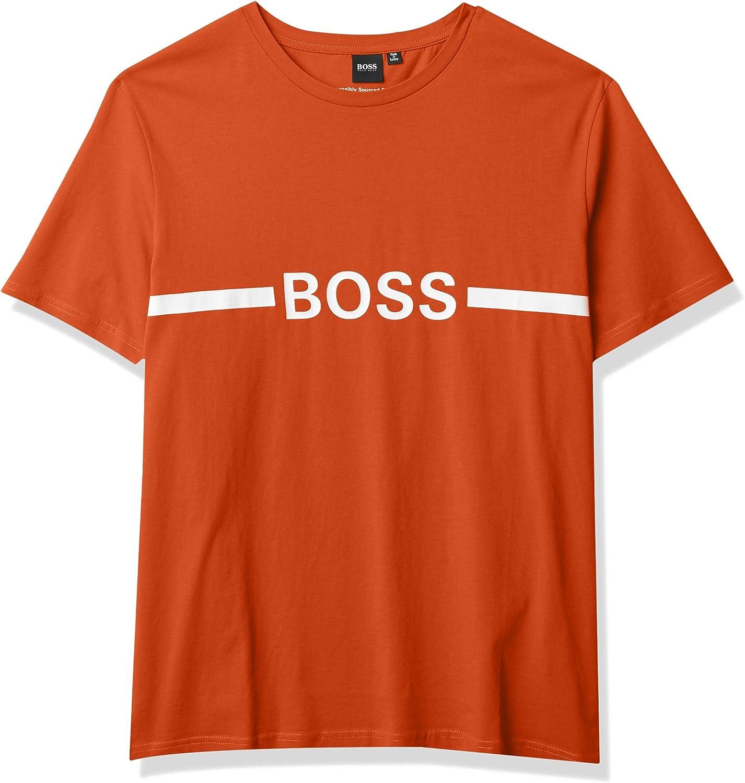 BOSS Men's Standard Rashguard T-Shirt