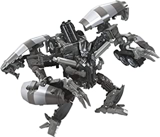 Transformers Toys Studio Series 53 Voyager Class Revenge of The Fallen Movie Constructicon Mixmaster Action Figure - Ages 8 & Up, 6.5