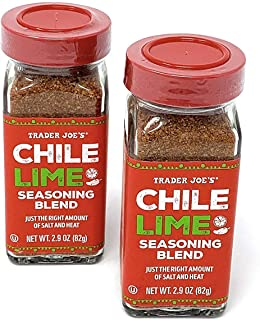 Trader Joe's Chile Lime Seasoning Blend, 2.9 oz – PACK OF 4