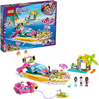 LEGO Friends Party Boat for age 7+ years old 41433