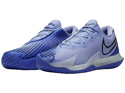 Nike NikeCourt Air Zoom Vapor Cage 4 (Purple Pulse/Black/Persian Violet/White) Men