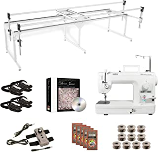 Brother PQ1500SL Grace Q-Zone Queen with Speed Control Machine Quilting Combo 7