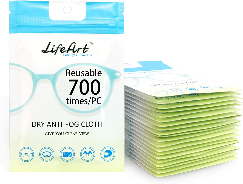 salviette per lenti per lenti della fotocamera compresse 50 pezzo di salviettine anti-appannamento panni per la pulizia degli occhiali schermi salviette per la pulizia degli occhiali