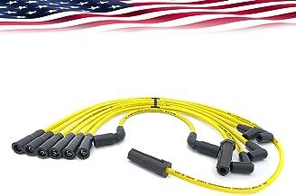 Spark Plug Wire Set for Chevrolet Blazer S10 Jimmy Savana Express GMC V6 4.3L