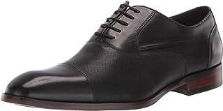 حذاء اوكسفورد بروكتر من ستيف مادن للرجال, (جلد أسود), 45 EU