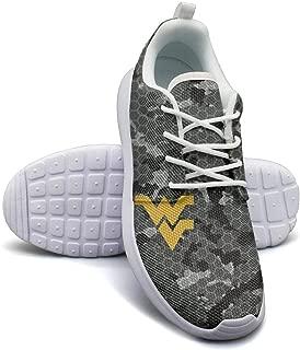 dhaskhdkl West Virginia Mountaineers Logo-2 Man's Skateboard Casual Shoes Sneakers Cute Sneakers