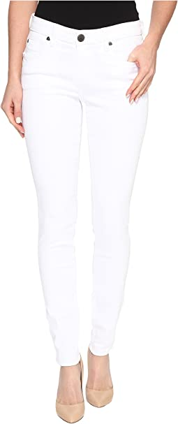 KUT from the Kloth - Mia Toothpick Skinny in Optical White