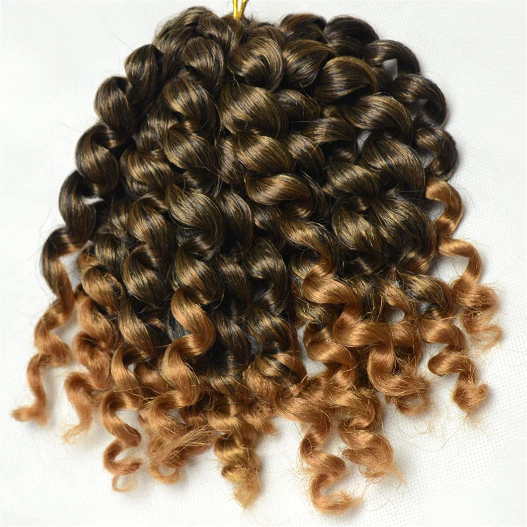 Curl Max 58% OFF Crochet Fees free Braiding Hair Natural Synthetic Curly Ex Black