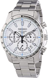 SSB025 men's Chronograph stainless Steel Case Watch