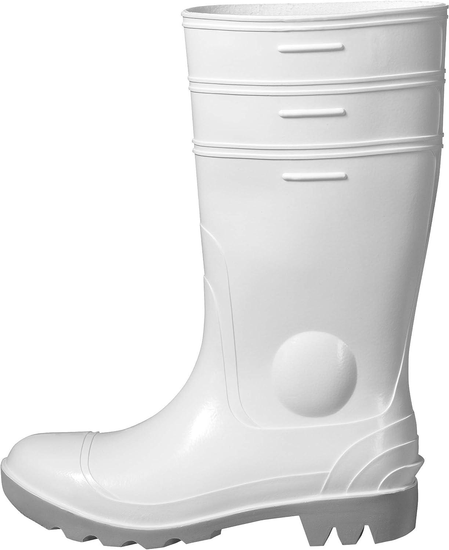 Stivali Antinfortunistici S5 Impermeabile con Punta in Acciaio Uvex Nora Stivali di Gomma da Lavoro
