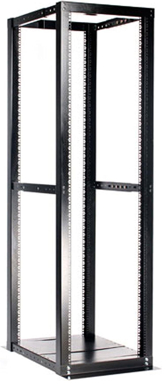 StarTech.com 42U Open Frame Server Rack - 994.5lbs capacity - 4 Post Adjustable Depth (22