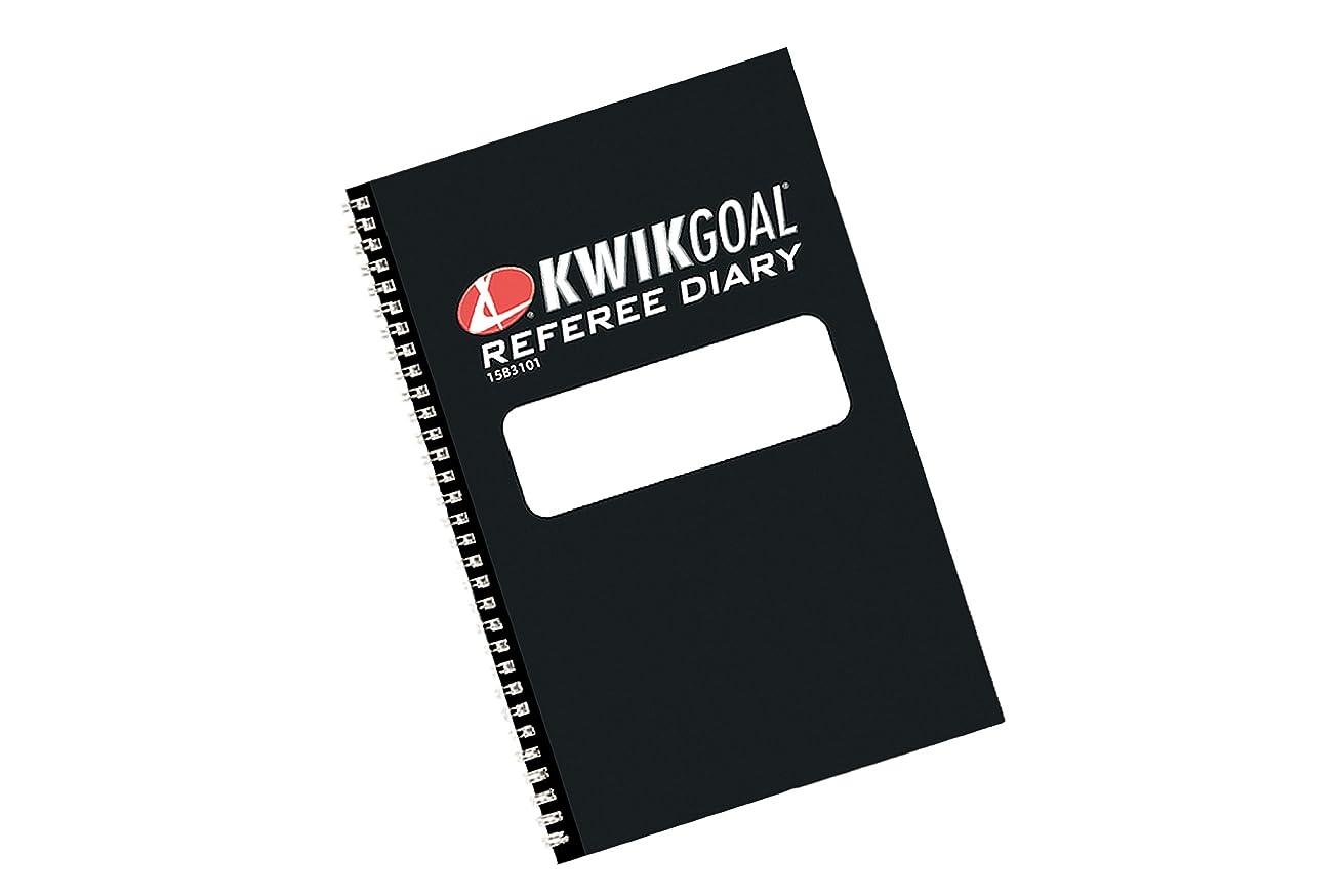 取り組む休み無駄にKwik Goal Referee日記、ブラック