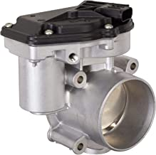 Fuel Injection electric Throttle Body Compatible with 18-13 CMAX / 19-09 ESCAPE / 18-10 FUSION / 18-14 TRANSIT CONNECT - 18-11 MKZ -11-09 MARINER / 11-10 MILAN