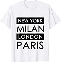 Best london paris milan new york Reviews
