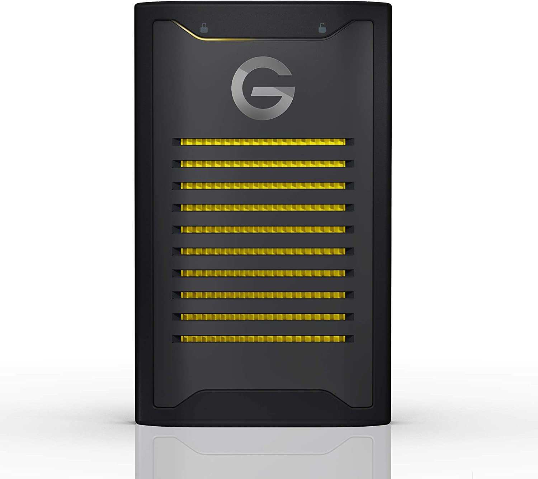 G-Technology 2TB ArmorLock Encrypted NVMe Securit High Grade Many popular brands Detroit Mall SSD