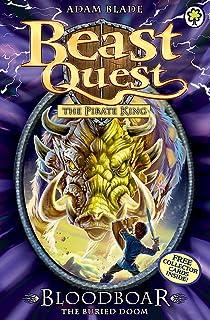 Beast Quest: Bloodboar the Buried Doom: Series 8 Book 6