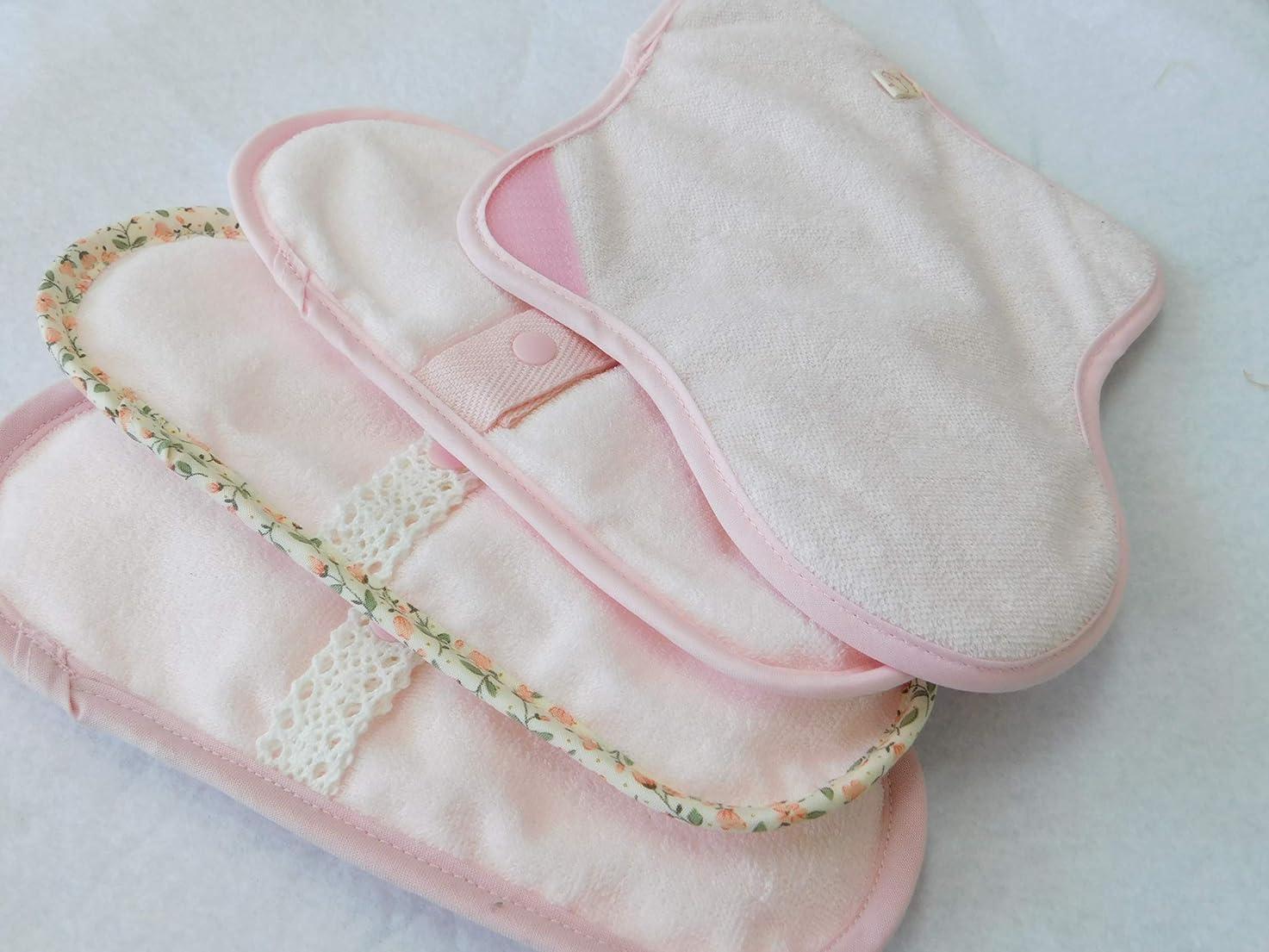 ブラインド広範囲発掘するしゃみをすると尿がもれる人?冷える人 健康ECO 布ナプキン「なぷきぃなっちゃん」防水タイプお得な3枚プラス1枚セット品