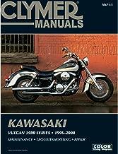 1996-2008 CLYMER KAWASAKI MOTORCYCLE VULCAN 1500 SERIES SERVICE MANUAL M471-3