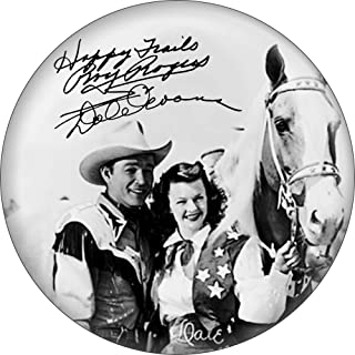 Roy Rogers And Dale Evans - Happy Trails To You (Group Shot) - 1 1/2