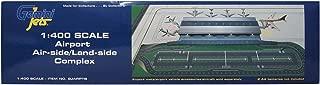 Gemini Jets 1-400 GJARPTB Terminal Set44; Airport Airside - Land Side 1-400