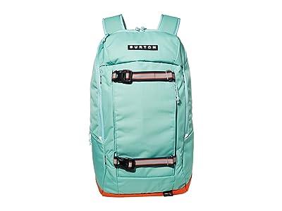 Burton Kilo 2.0 Backpack (Buoy Blue Triple Ripstop Cordura) Backpack Bags