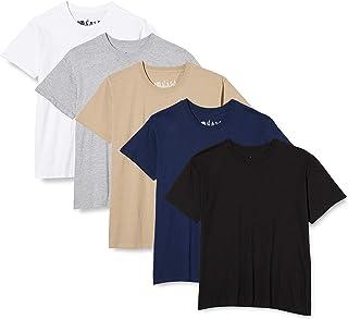 comprar comparacion FM London Paquete de 5 camisetas Hombre con tecnología de protección de olores HyFresh