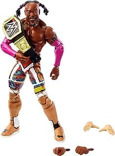 WWE Elite Collection Kofi Kingston Wrestlemania 35 Action Figure