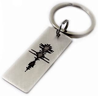 Best sound wave keyring Reviews