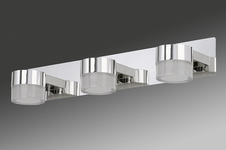 Briloner Leuchten Badezimmerlampe, Spiegelleuchte, LED Badlampe ...