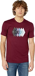 Ben Sherman Men's Argyle Logo Graphic Tee