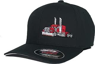 Trucker Truck Hat Big Rig Cap Flexfit