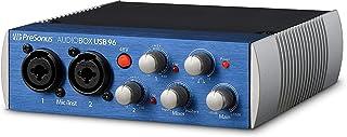 PreSonus AudioBox USB 96 2x2 USB Recording System, Clásico, Interfaz de Audio