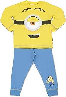 Pijama para niños con diseño de Minions