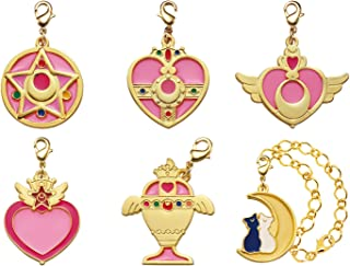 Gashapon Sailor Moon Stained Charm Set