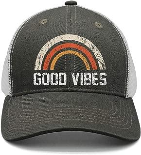 Man Floral Mama Bear Good Vibes Snapback hat Baseball Caps Cool Hat