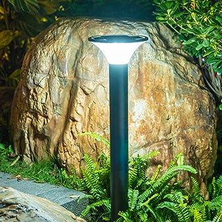Weiye Les Lampes Solaires, Lampes De Jardin en Plein Air, Feux d'herbe Villa Jardin Pelouse, Allée Extérieure Imperméable ...