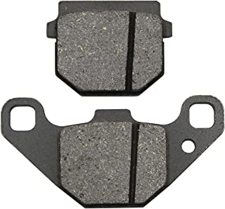 Road Passion Rear Disc Brake Pad for E-TON QUADS Viper 50 Mini RXL 50 M 2003-2007/Viper 50 RXL 50 2003-2006/Viper 70 RLX 70 2005-2007