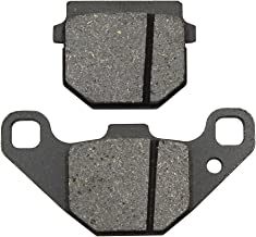 Road Passion Rear Disc Brake Pad for E-TON QUADS Viper 50 Mini RXL 50 M 2003-2007/Viper 50 RXL 50 2003-2006/Viper 70 RLX 70 2005-2007