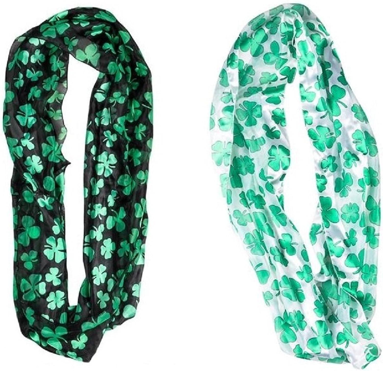 St Patrick Irish Infinity Scarves Scarfs  2 pack