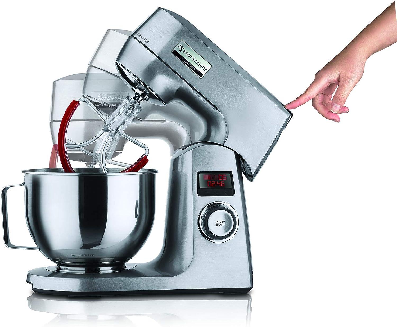 """Espressions Küchenmaschinen """"MixMaster"""", Edelstahl ..."""