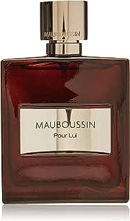 Mauboussin Rose Pour Elle Eau de Parfum Spray for Women, 3.3 Ounce