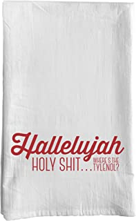 Best Hallelujah Holy Shit Holiday Kitchen Towel Review