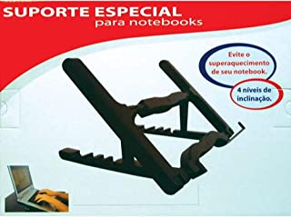 SUPORTE PARA NOTEBOOK ST35031 PRETO - MASTICMOL