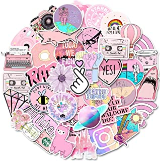 Aithney 100 PCS Stickers Funny Cute Stickers for Teens, Girls, Adults Stickers Suitable for Water Bottles, Laptop, Phone, ...