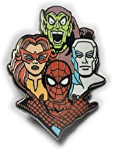 Spiderman and his Amazing Friends Hard Enamel 1.5 inch Lapel Pin